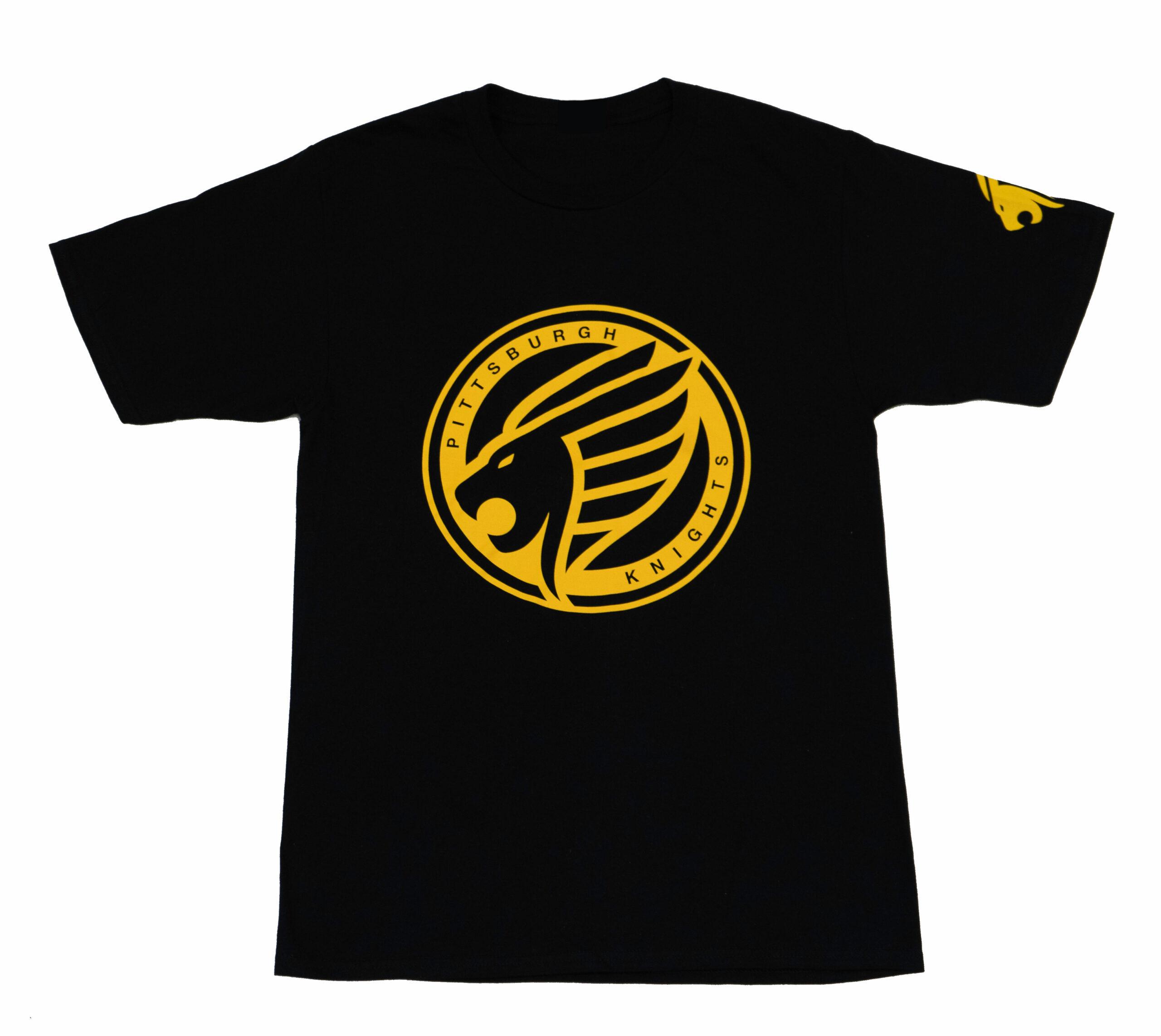 Emblem T-Shirt, Front