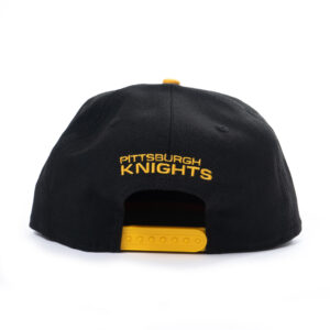Pittsburgh-Knights-New Era-9FIFTY-Emblem-Snapback-Hat-Back