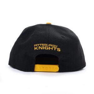 Pittsburgh-Knights-New Era-9FIFTY-Emblem-Snapback-Hat-Back