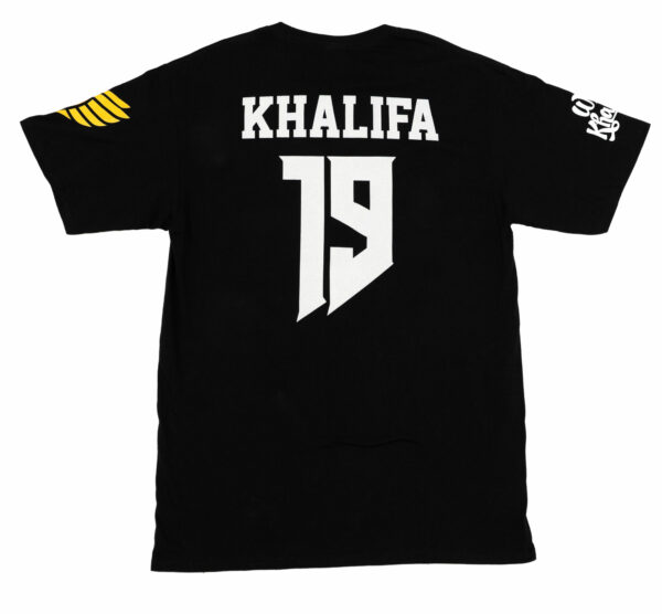 Wiz x Knights T-Shirt, Back