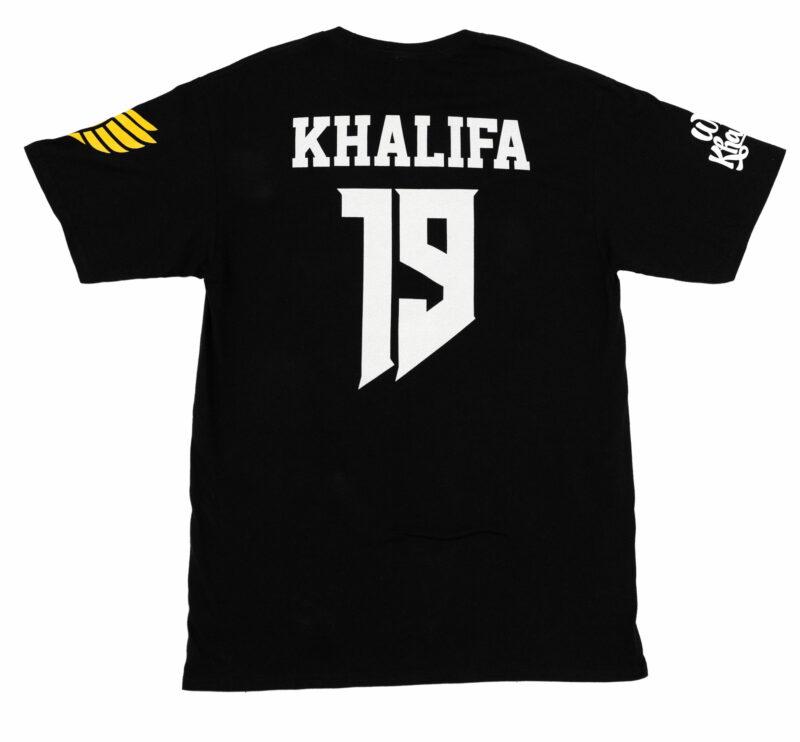 Wiz x Knights T-Shirt, Back