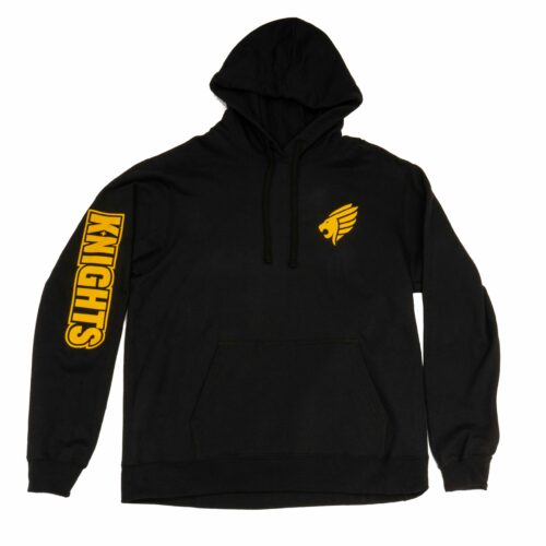 Pittsburgh Knights Essential Hoodie Front