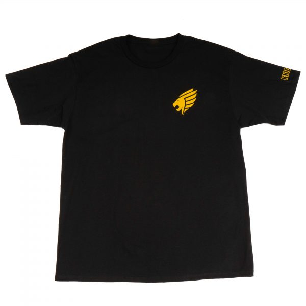 Pittsburgh Knights Small Logo Tshirt Front