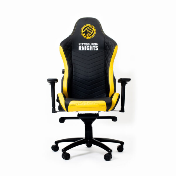 Pittsburgh Knights Chair Front