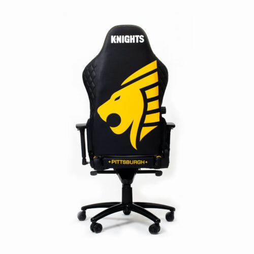 pittsburgh-knights-pro-series-gaming-chair-back