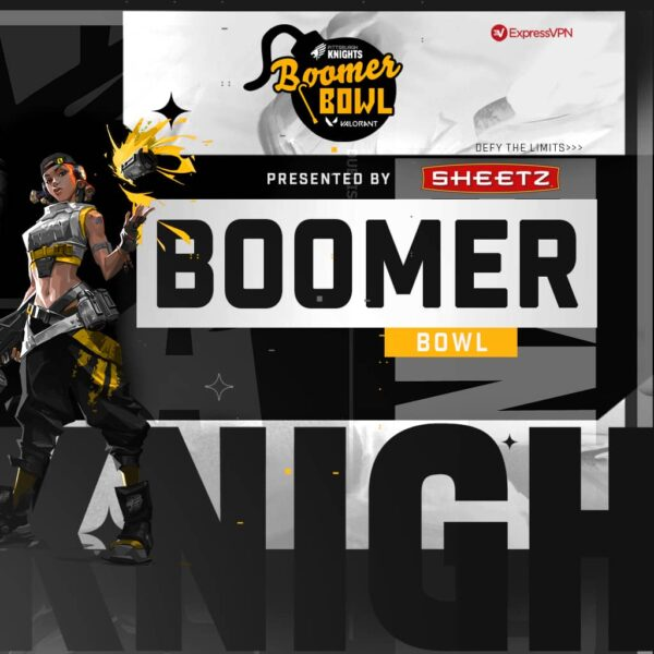 Knights Boomer Bowl