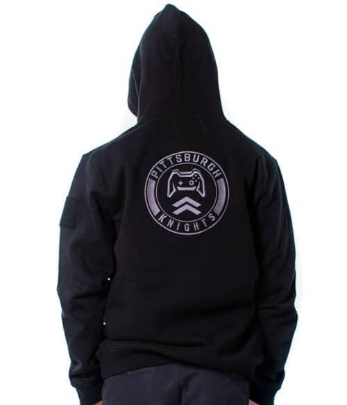 Knights-Game-Console-Hoodie-Men-Back