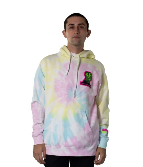 Adult Entertaimnet Tie Dye Hoodie