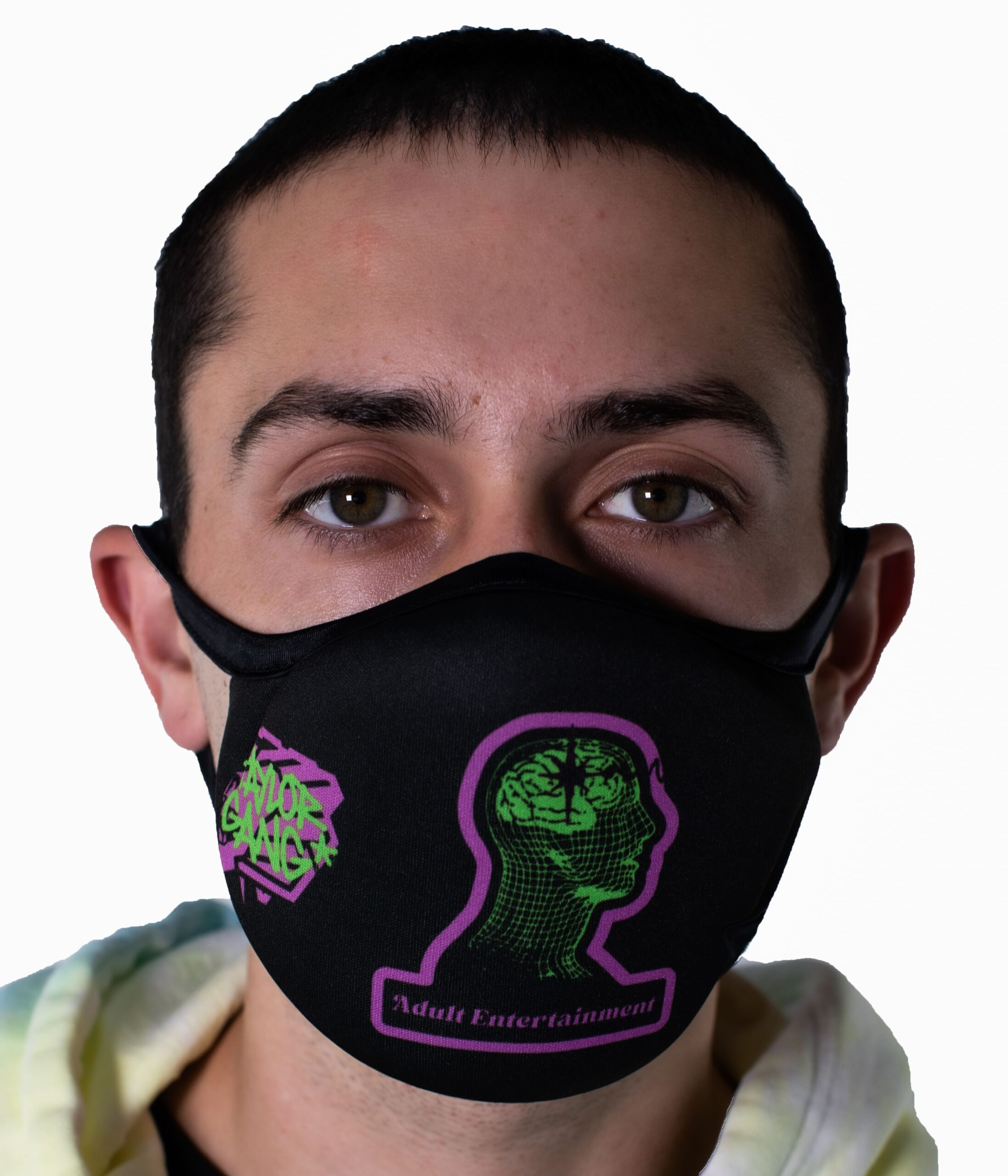 Adult Entertainment Mask