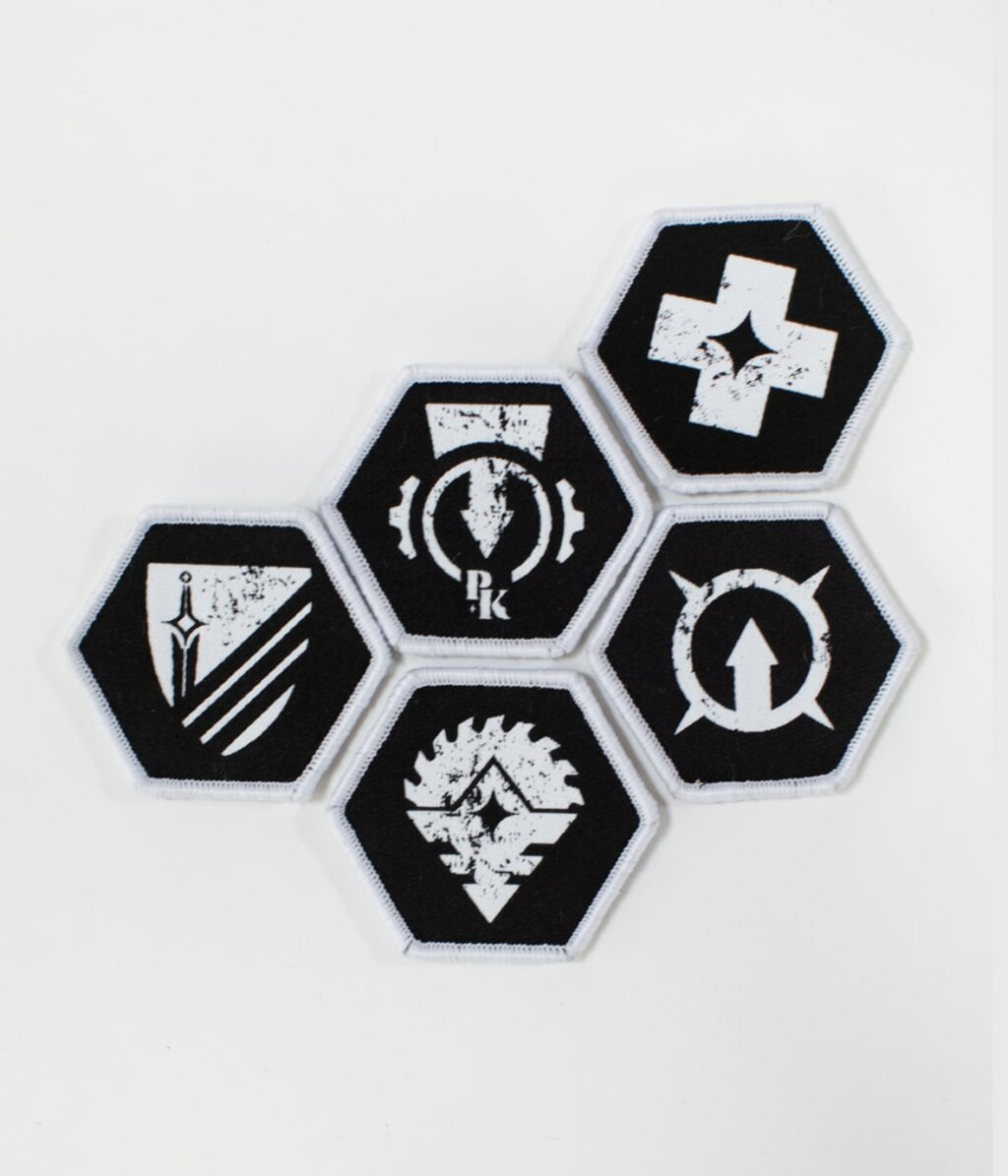 Knights Gears Patch Kit