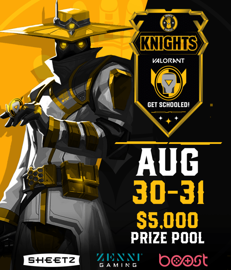 Knights Gauntlet Get Schooled
