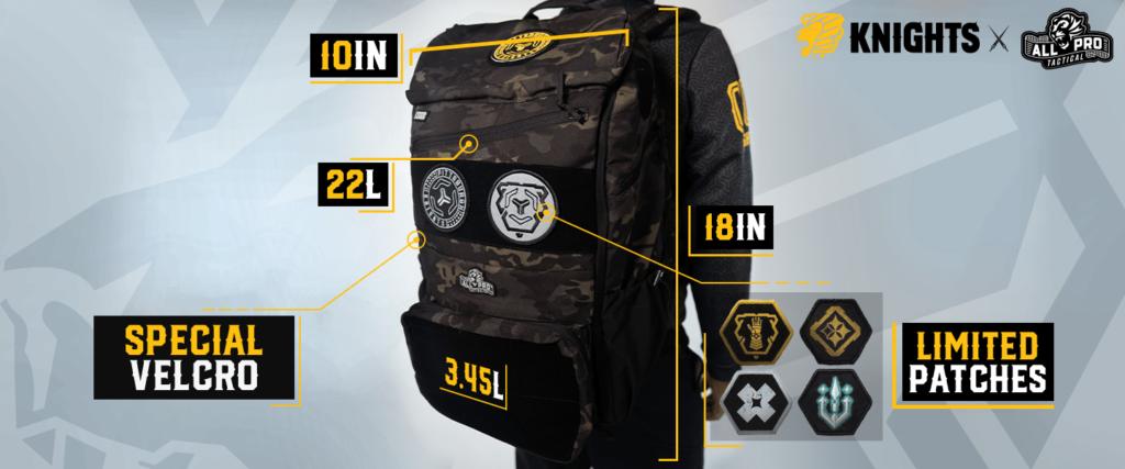 ESUB Pack Features